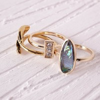 BOHO MULTI-RING SET