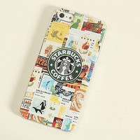 Starbucks iPhone Case, iPhone 4 case, iPhone 5 case and Samsung S3