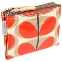 Orla Kiely U12SE-SOS133/607/00 Key Chain,Poppy,One Size
