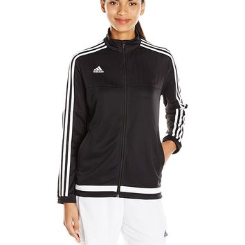 adidas Women's Soccer Tiro 15 Training Jacket