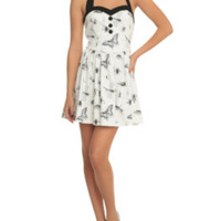 Jawbreaker Insect Print Dress