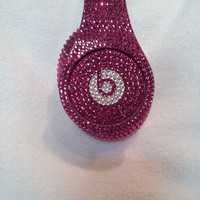 SWAROVSKI CRYSTAL BEATS BY DRE   SOLO   ANY COLOR