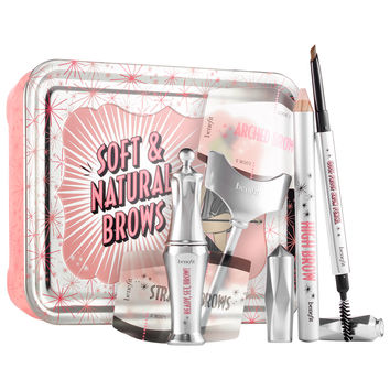 Sephora: Benefit Cosmetics : Soft & Natural Brow Kit : eyebrow-makeup-pencils