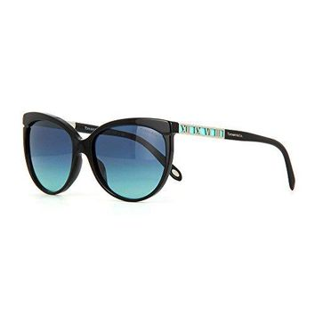 Tiffany Sun 0TF4097 Full Rim Cat Eye Woman Sunglasses