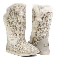 Winter Boots - Snow Beige  ** FINAL SALE **
