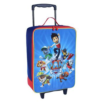 Paw Patrol Wheeled Suitcase - Kids (Blue)