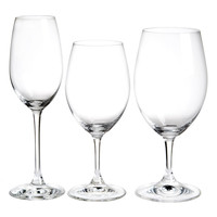 'Ouverture' Red Wine, White Wine & Champagne Glasses (Set of 12)