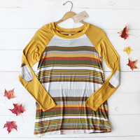 Autumn Patch Tee