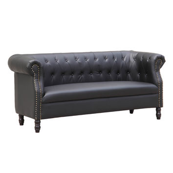 Chester Sofa, Black