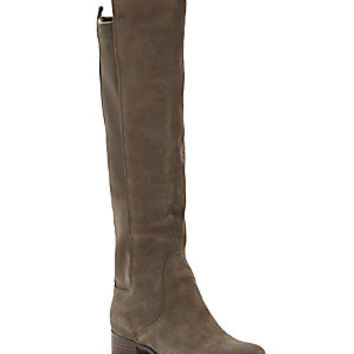 Charles by Charles David - Jettison Suede Knee-High Boots/Taupe