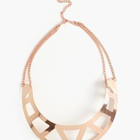 Pyramid Seeker Necklace