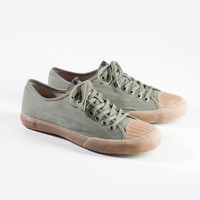 Olive Todd Snyder + Seavees Army Issue Low Sneaker