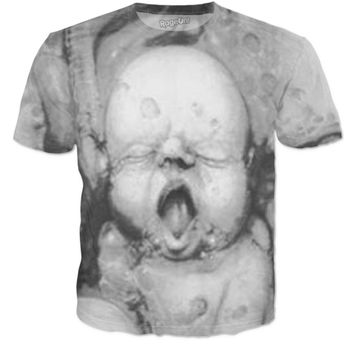 Gigers Baby Yawn