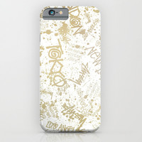 FASHION CITY - for iphone iPhone & iPod Case by Simone Morana Cyla