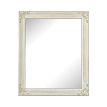 Masalia Mirror Antique White