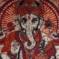 Tapestry, Wall Hanging, Lord Ganesh Bedspread