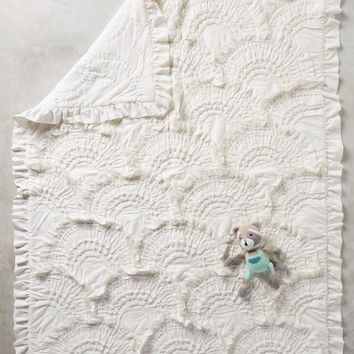 Rivulets Toddler Quilt & Playmat