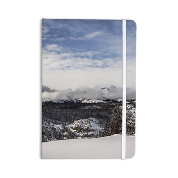 "Juan Paolo ""Top Of The Summit"" Blue White Everything Notebook"