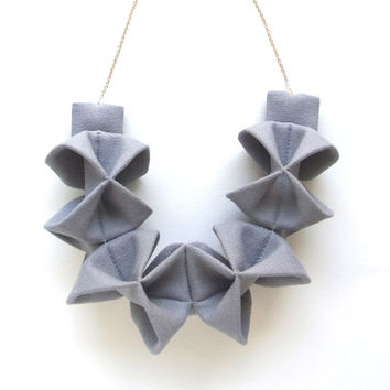 Origami Kuru Shou - Light Gray