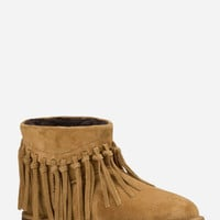 UGG Wynona Fringe Womens Boots | Boots & Booties