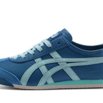 spbest Onitsuka Tiger Mexico 66 Blue