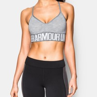 Women's UA HeatGear® Armour Seamless Stripe w/Cups | Under Armour US