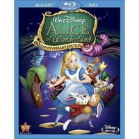 Alice in Wonderland (60th Anniversary Edition) (2 Discs) (Blu-ray/DVD)