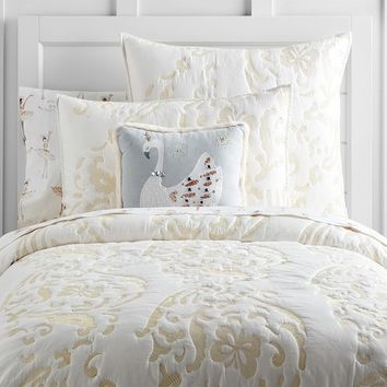 Adrienne Embroidered Quilted Bedding