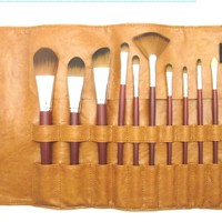 Professional 12pc Synthetic Makeup Brush Set Vegan Approved:Amazon:Beauty