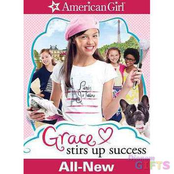 AMERICAN GIRL-GRACE STIRS UP SUCCESS (DVD)