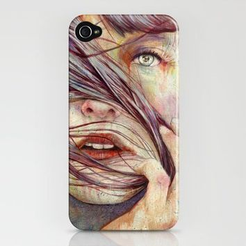 Opal iPhone Case by Michael Shapcott | Society6