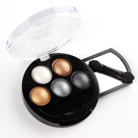 Beauty Professional Urban Makeup Eyes Makeup Pigment Eyeshadow 5 Colors Eye Shadow Naked Palette Beauty Brand UBUB