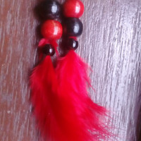 Dream catcher 7 inches gothic style
