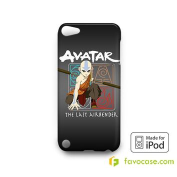AVATAR AANG THE LAST AIRBENDER  iPod Touch 4 5 6 Case