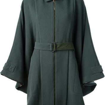 Mm6 By Maison Martin Margiela Hooded Coat