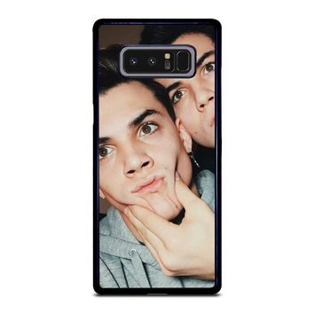 DOLAN TWINS Samsung Galaxy Note 8 Case