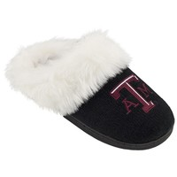 Texas A&M Aggies Angel Slippers - Women's (Black)