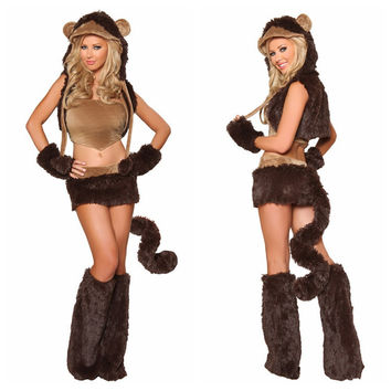 Halloween Animal Party Uniform [9220890500]