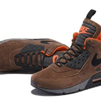 Air Max 90 Winter SneakerBoot ICE 684714-020 Size 40-46