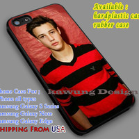 Cameron Dallas and Red iPhone 6s 6 6s+ 5c 5s Cases Samsung Galaxy s5 s6 Edge+ NOTE 5 4 3 #movie #MagconBoys dl7