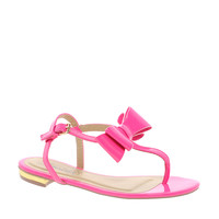 Timeless | Timeless Bow Sandal at ASOS