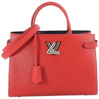 Louis Vuitton Twist Tote Epi Leather
