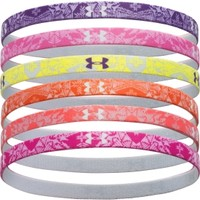Under Armour Girls' Graphic Elastic Headbands
