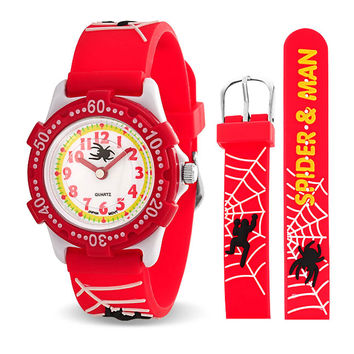 Bling Jewelry Spin a Web Watch