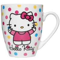 HELLO KITTY MUGS SET OF 2