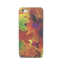 Autumn leaves Floral i6 case / iphone 6 plus case / floral Samsung galaxy S6 case, Samsung galaxy S4 case / iphone 4 5 5C, S4 note 3 note 4