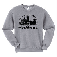 Harry Potter Jumper Sweater Sweatshirt - Hogwarts Tumblr Sweatshirt Pinterest Clothing Size S M L XL