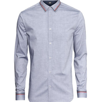 H&M - Shirt Slim fit