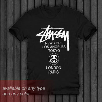 custom stussy world tour, Hoodie Girl, Awesome Hoodie, T shirt, T shirt Girl, T shirt Mens, Funny Hoodie, Funny T shirt