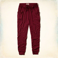 Hollister Drapey Jogger Sweatpants
